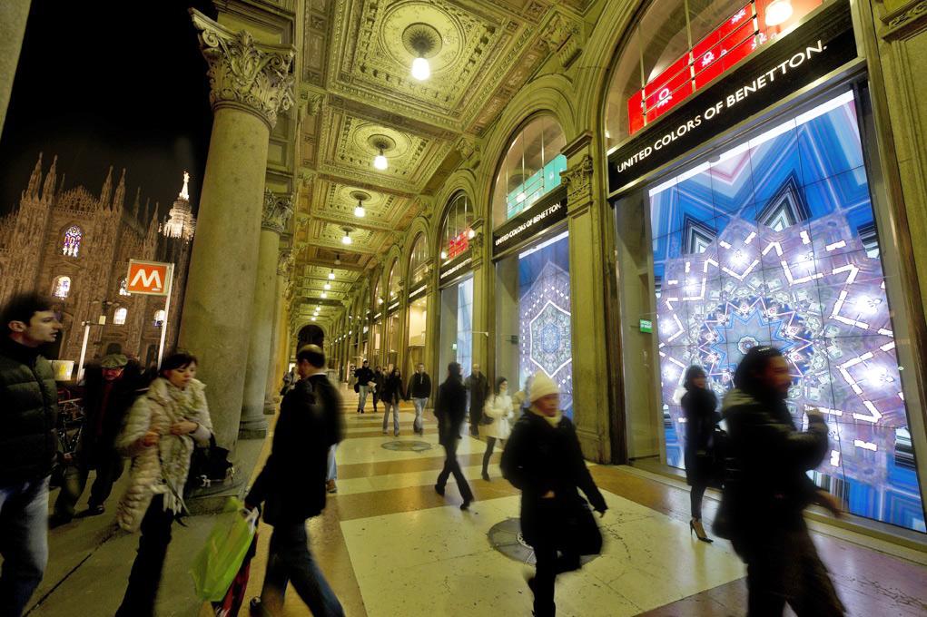 Milano Store - Kaleidoscope